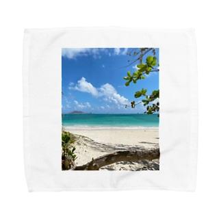 Kailua Beach Towel handkerchiefs