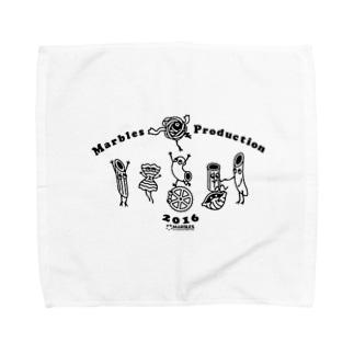 マカロニ星人 Towel handkerchiefs