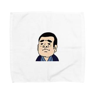 西郷てんこ盛 Towel handkerchiefs