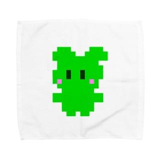 ドットぽに Towel handkerchiefs