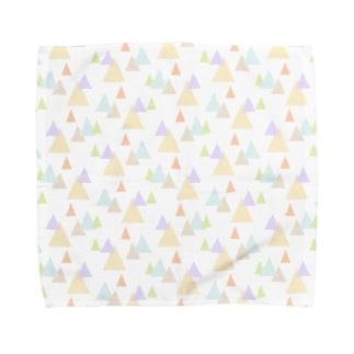 Fancy Tree Towel handkerchiefs
