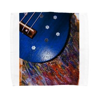 みつめてみよぞ星の実の。 Towel handkerchiefs