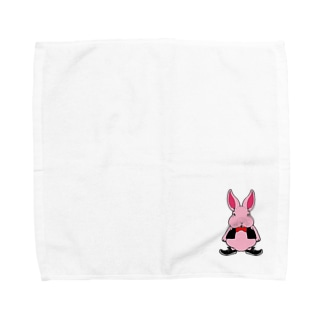 GANG☆STAR ピンキーラビット Towel handkerchiefs