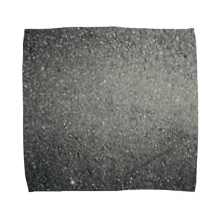 深夜『アスファルト』 Towel handkerchiefs