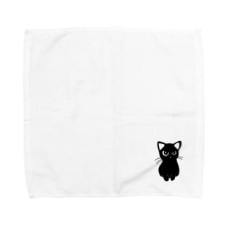 こげちゃろう Towel handkerchiefs