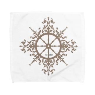 RE:MU-G Towel handkerchiefs