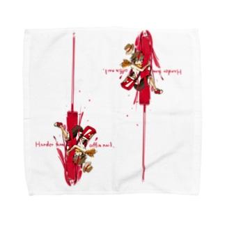 素敵ショーター Towel handkerchiefs