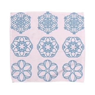 グルグル Towel handkerchiefs