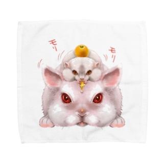 鏡餅 Towel handkerchiefs