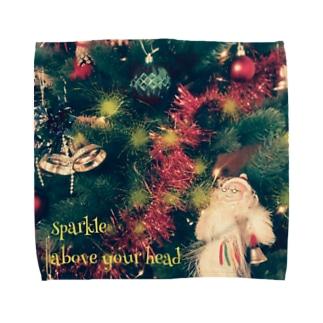 Christmas tree Towel handkerchiefs