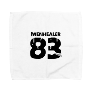 メンヘラナンバリングT(病み) Towel handkerchiefs