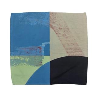 'Raising Red' - Revealing type.5 Towel handkerchiefs