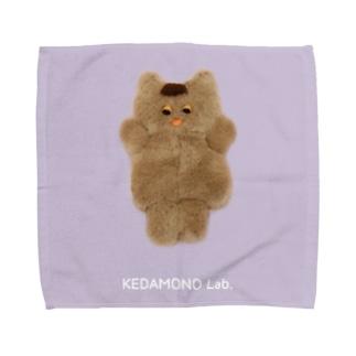 まえがみちゃん Towel handkerchiefs
