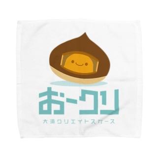 おークリ Towel handkerchiefs