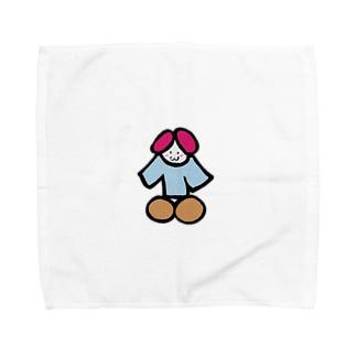 ペニ助 Towel handkerchiefs