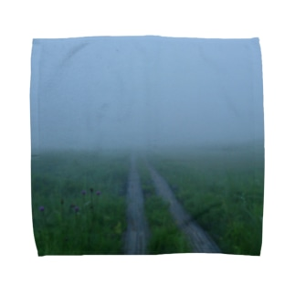 野薊 Towel handkerchiefs