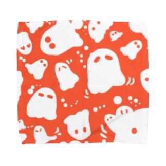 おばけーズ Towel handkerchiefs