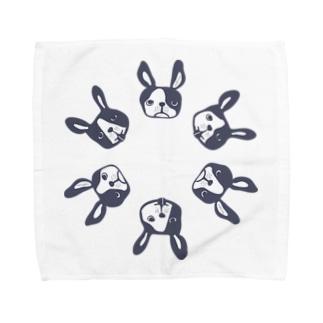 kubota&nico25'stime  Towel handkerchiefs