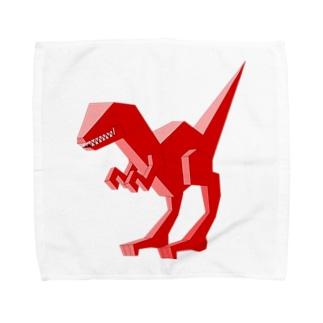 DinoCube02 Towel handkerchiefs