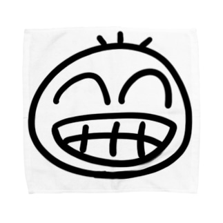 YOHスマイル Towel handkerchiefs