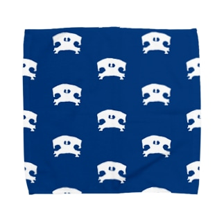 駒(ヴァイオリン、ヴィオラ、チェロ、コントラバス) Towel Handkerchief