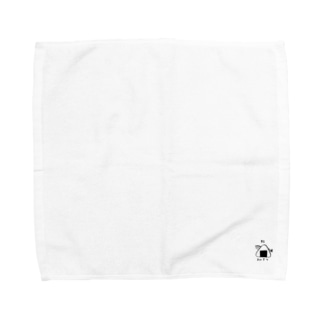 鮭おにぎり Towel handkerchiefs