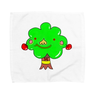 WOLKLIFE tree Towel handkerchiefs