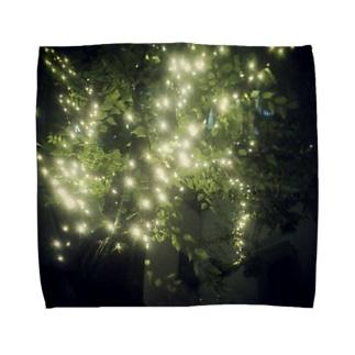 電飾 Towel handkerchiefs