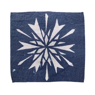 雪ノ結晶 Towel handkerchiefs