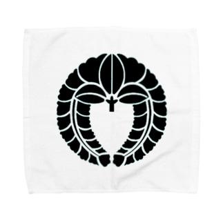 下がり藤 Towel handkerchiefs