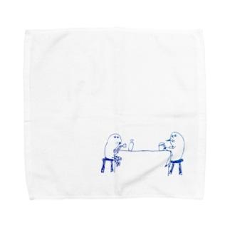 kirinno29の場末のサシ飲み Towel Handkerchief