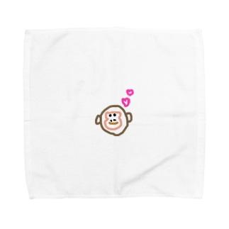 うほうほくん Towel Handkerchief