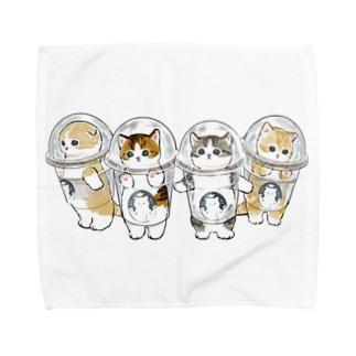 防御力ZERO宇宙服 Towel handkerchiefs