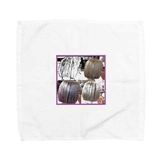カラーチェンジ Towel handkerchiefs