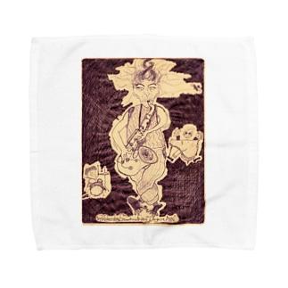 Drive Towel Handkerchief