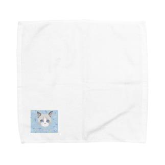 ももた Towel handkerchiefs