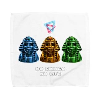 NO SHINGO NO LIFE Towel handkerchiefs