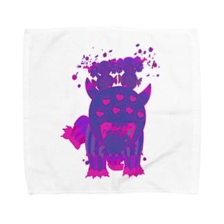 オトメのハロウィン Towel handkerchiefs