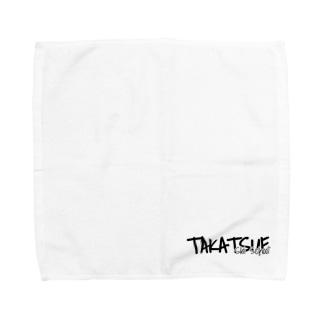 たかつえSS ペン字シリーズ Towel handkerchiefs