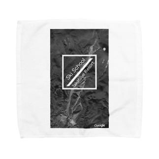 たかつえSS 航空写真シリーズ Towel handkerchiefs