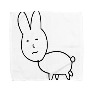 うさぎたん Towel handkerchiefs