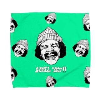 笑い正月 Towel handkerchiefs