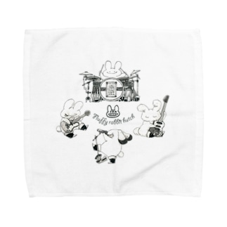 ふららび Towel handkerchiefs