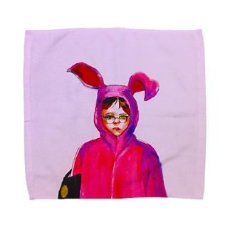 風紀委員 Towel handkerchiefs