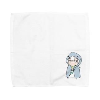 ふらっぷちゃんタオルハンカチ Towel handkerchiefs