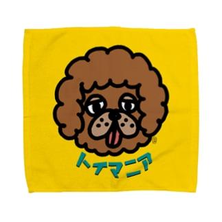 トイマニアアフロ Towel handkerchiefs