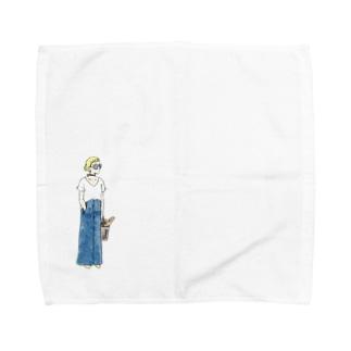 Adrey standard Towel handkerchiefs