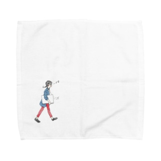 Lala standard Towel handkerchiefs
