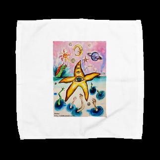 Metamorphoses~Strange&Bizzare~の★ Towel handkerchiefs