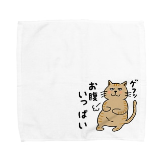 まりちゃんねる 【ちびさん】 Towel handkerchiefs